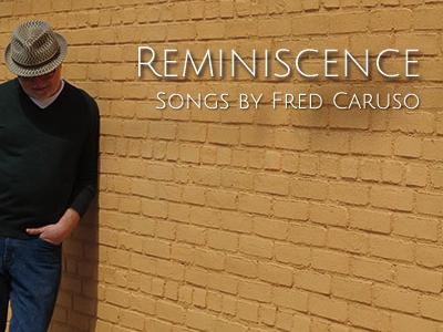 Fred Caruso CD cover