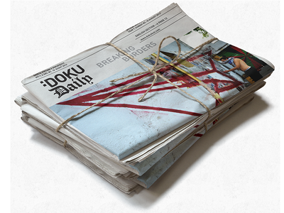 Doku Daily Newspaper Layout