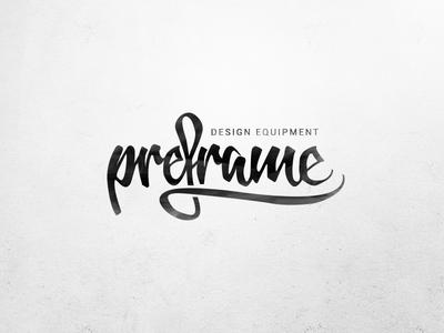 Preframe logo