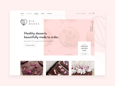 Small Business Ecommerce Store design branding ux logo launcher ecommerce business ecommerce shop ecommerce app ecommerce design redesign launch cookies webshop ecommerce