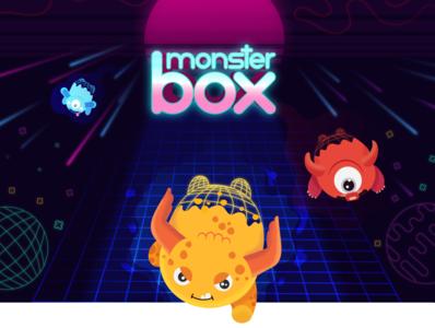 Monter Box Retro