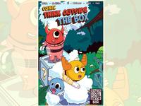 cover comic