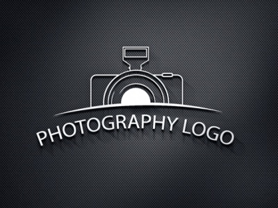 PHOTOGRAPHY LOGO  2 graphic art business logo typography fiverr logo design design illustration logo graphic graphic design designer branding