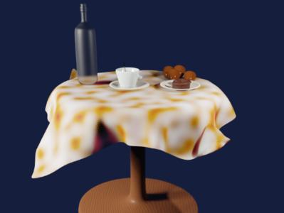 Blender Table 1