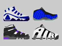 Shoe Exploration
