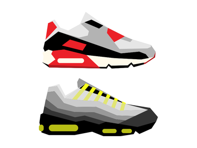 More shoes! illustration shoes vector