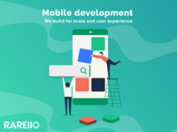 Rareiio - mobile development