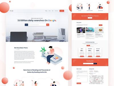 E-commerce website design seo sales ecommence branding illustration website web design ux ui