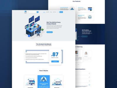 Clean Pricing Page