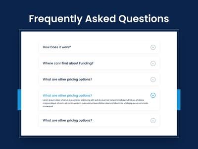 FAQ Design