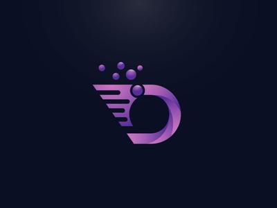 Lighting D Logo