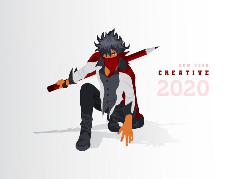 New Year Creative 2020