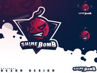 Mascot Logo ShineBomb