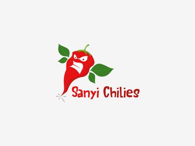 Local Chilli Grower Logo Design (2018)