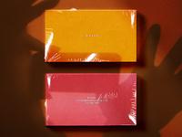 Mikado Business Card Template