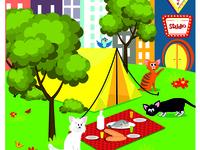 illustration for children book
