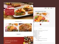 Fiesta Nugget Website by CP Food