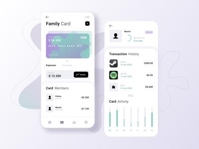 Credit Card Checkout form // mobile app