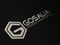 Gosalia Construction Inc. Branding
