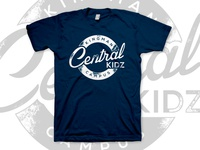 Central kidz Staff Shirts 1 of 2