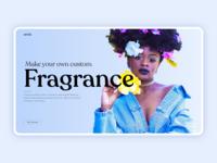 Make Your Custom Perfume Store design