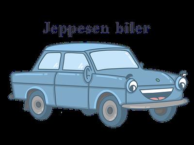 Mascot for car seller fiverr branding logo digital art procreate icon illustration mascot car