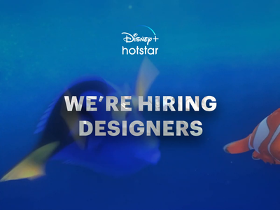We're Hiring Designers ux ui visual design motion design interaction design ux research productdesign