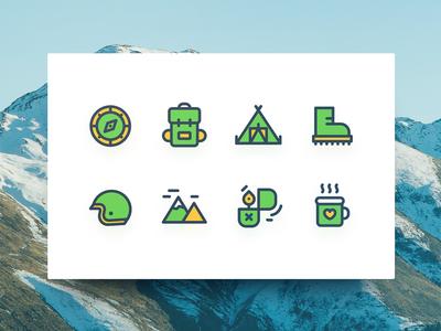 Nomad Icons