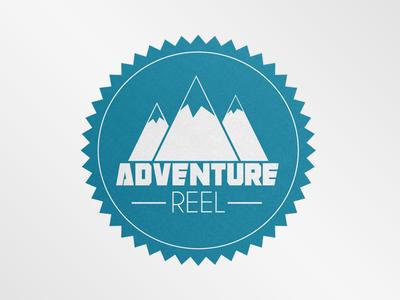 Adventure reel logo