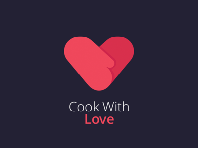 logo Cook with Love