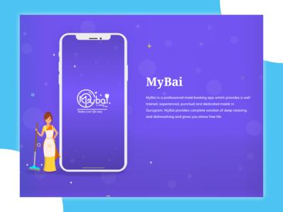 MyBai app IOS