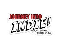 Indie Comic Sticker