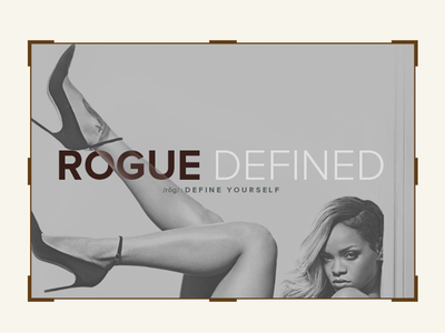 #ROGUERules (Roc Nation) (2013) music creative web ui design