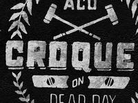 ACU Croquet