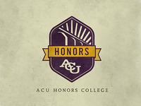 ACU Honors College Logo