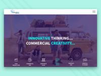 Web Design - Creative Home Page Design