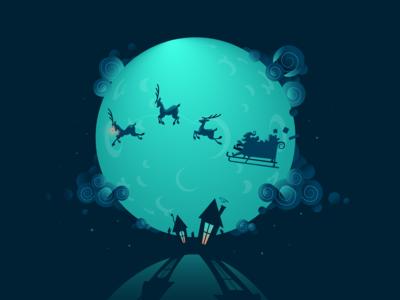 🎅🦌🌙 Winter festivities are knocking!