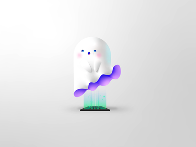 👻🎃Happy Halloween! clean vectorart vector suprise spooky shy photoshop marilyn monroe illustrator illustration halloween graphic ghost drawing colorful character art