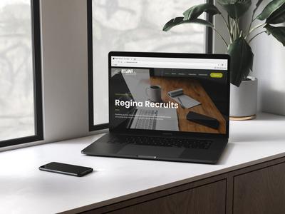 Company branding & website design