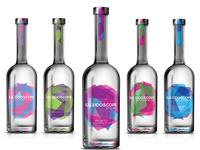 Kaleidoscope Vodka
