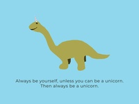 Unicorn Motivation