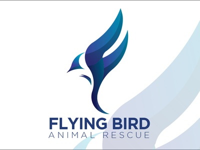 Flying Bird Customized Logo