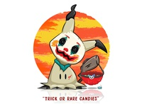 Trick or Rare Candies?
