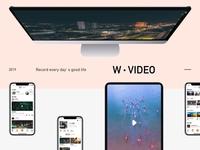 Some interface presentation
