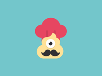 Chef Logo Character