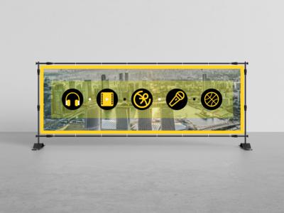 Web/ profile banner design