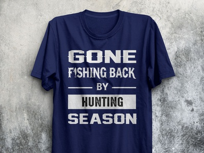 Fishing T-shirt For Fish Lover.