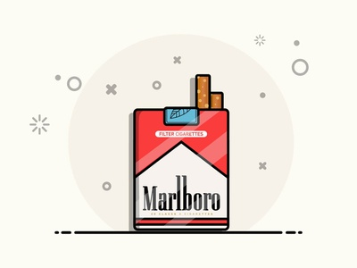 Marlboro Copy 01 illustration