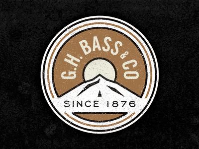 G.H. Bass Patch