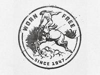 Worn Free Since 1947